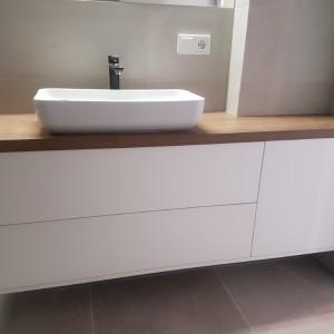 admebel łazienka na wymiar